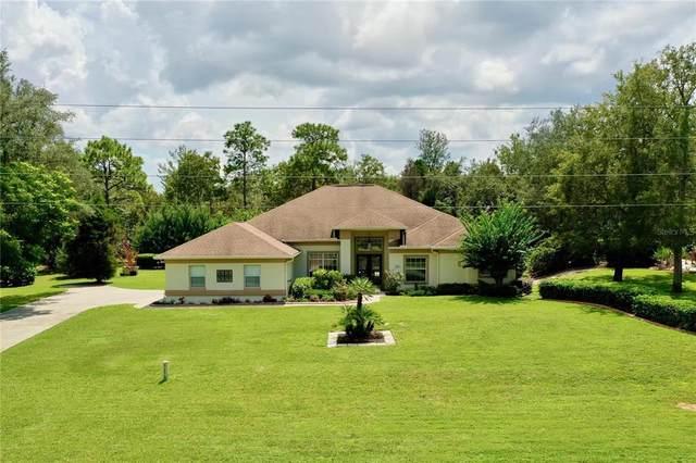 33 Greenpark Boulevard, Homosassa, FL 34446 (MLS #OM627090) :: Carmena and Associates Realty Group