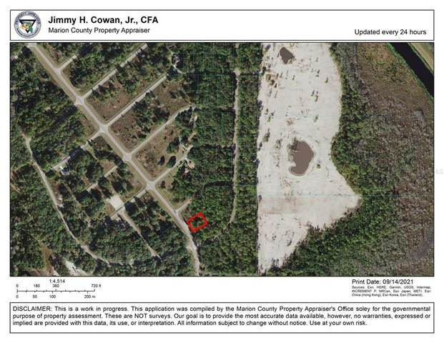 Fisher Road, Ocklawaha, FL 32179 (MLS #OM627100) :: Gate Arty & the Group - Keller Williams Realty Smart