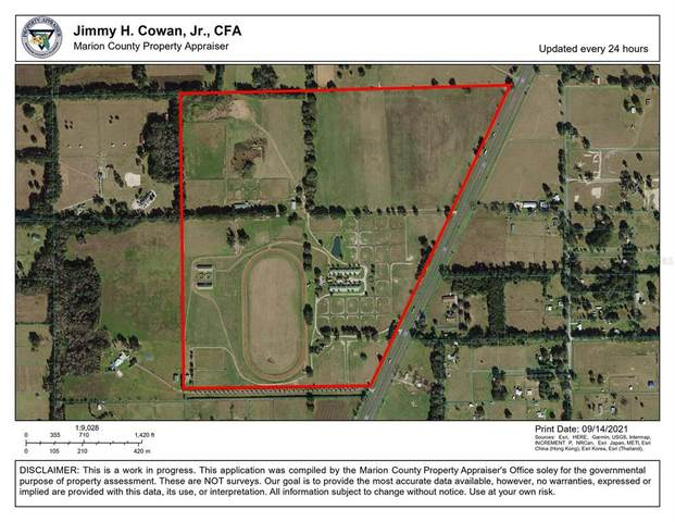 14130 N Us Highway 301, Citra, FL 32113 (MLS #OM627106) :: The Paxton Group