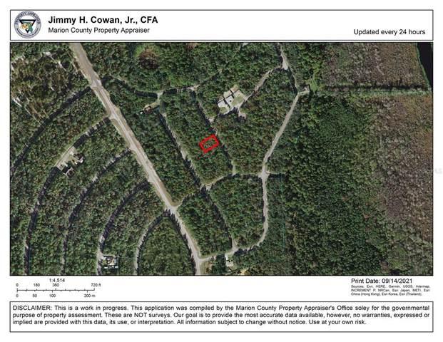 Sequoia Trail Trak, Ocklawaha, FL 32179 (MLS #OM627109) :: Gate Arty & the Group - Keller Williams Realty Smart