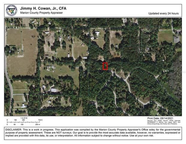 Locust Drive Court, Ocklawaha, FL 32179 (MLS #OM627115) :: Delgado Home Team at Keller Williams