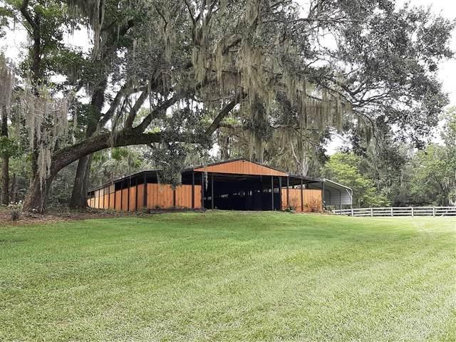 8440 SE 21ST Avenue, Ocala, FL 34480 (MLS #OM627146) :: The Curlings Group