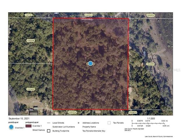0 Young Place, Lady Lake, FL 32159 (MLS #OM627149) :: American Premier Realty LLC