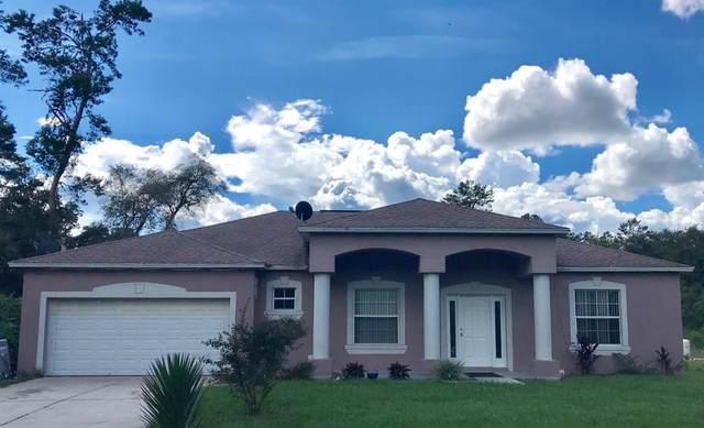 17130 SW 41ST Court, Ocala, FL 34473 (MLS #OM627159) :: GO Realty