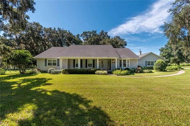 11730 SE Highway 42, Weirsdale, FL 32195 (MLS #OM627215) :: SunCoast Home Experts