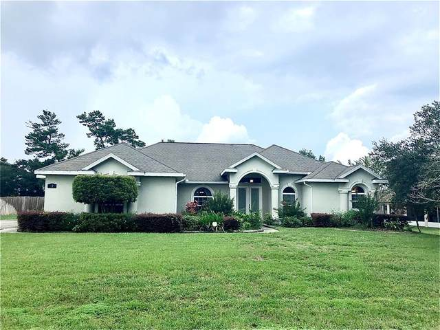 4129 SW 103RD Place, Ocala, FL 34476 (MLS #OM627225) :: RE/MAX Elite Realty