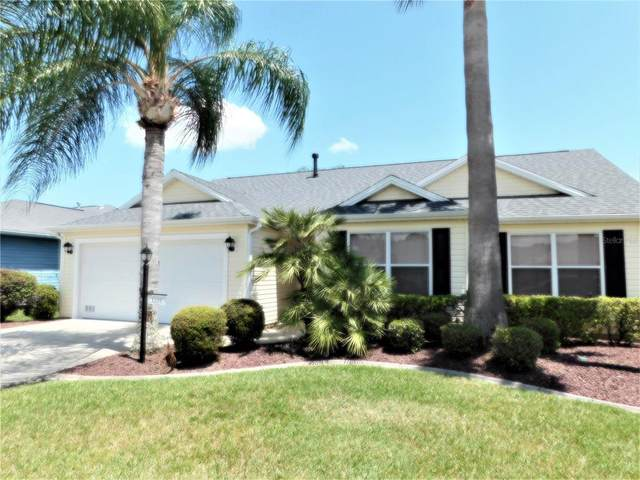 1229 Addison Avenue, The Villages, FL 32162 (MLS #OM627253) :: Realty Executives