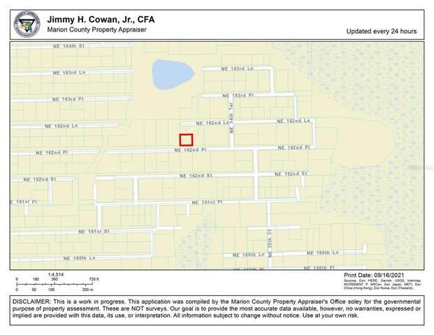 0 NE 162ND Place, Citra, FL 32113 (MLS #OM627254) :: Cartwright Realty
