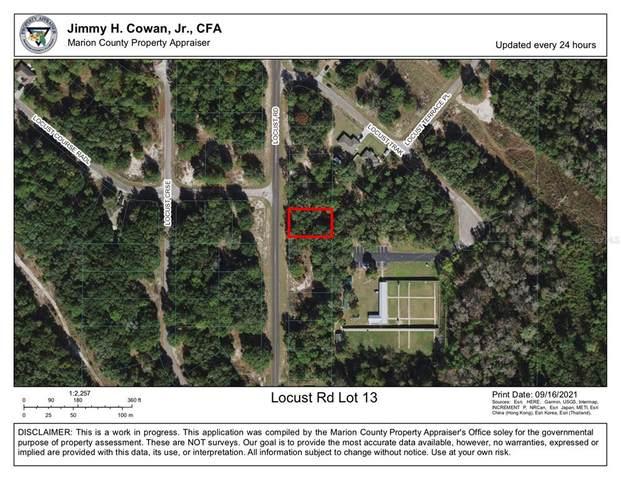 Locust Rd, Ocala, FL 34472 (MLS #OM627260) :: RE/MAX Elite Realty