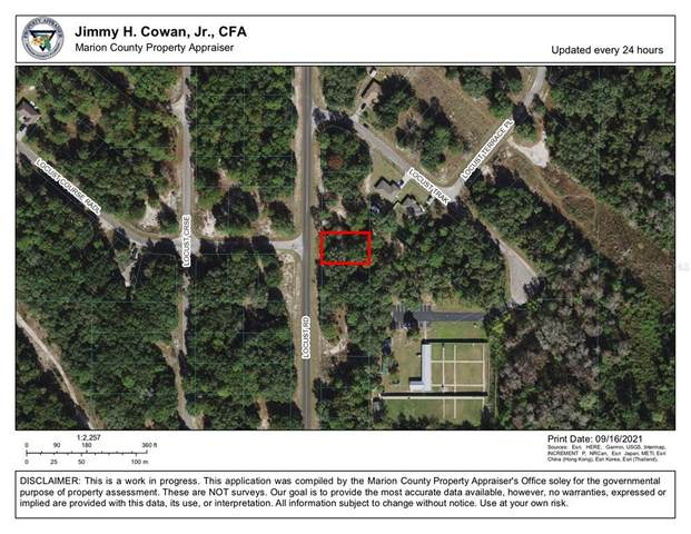 Locust Rd, Ocala, FL 34472 (MLS #OM627262) :: Premium Properties Real Estate Services