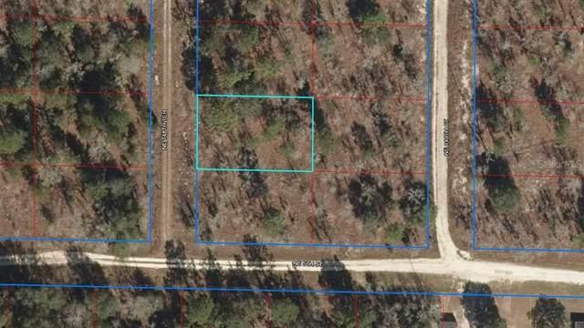 NE 148TH SOUTH Terrace, Williston, FL 32696 (MLS #OM627275) :: Zarghami Group