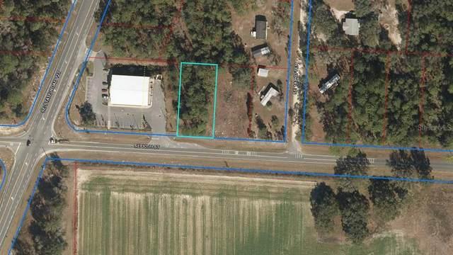 SE 30TH Street, Morriston, FL 32668 (MLS #OM627286) :: Globalwide Realty