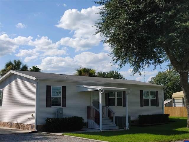 13650 NE 238TH Court, Fort Mc Coy, FL 32134 (MLS #OM627292) :: Prestige Home Realty