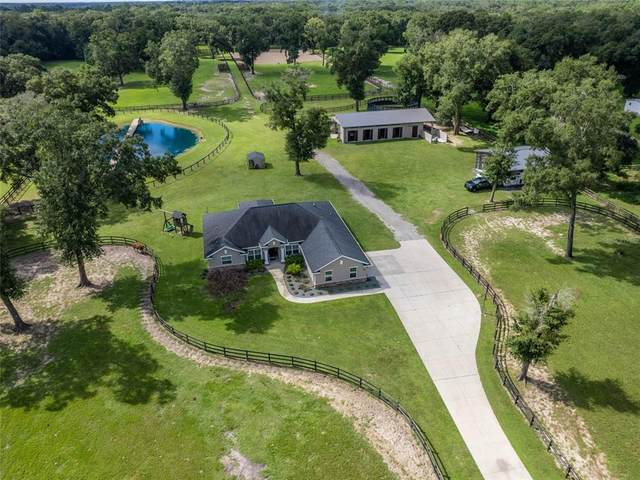 8260 SW 34TH Place, Ocala, FL 34481 (MLS #OM627297) :: Realty Executives