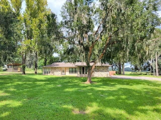 5701 W Highway 316, Reddick, FL 32686 (MLS #OM627310) :: Gate Arty & the Group - Keller Williams Realty Smart