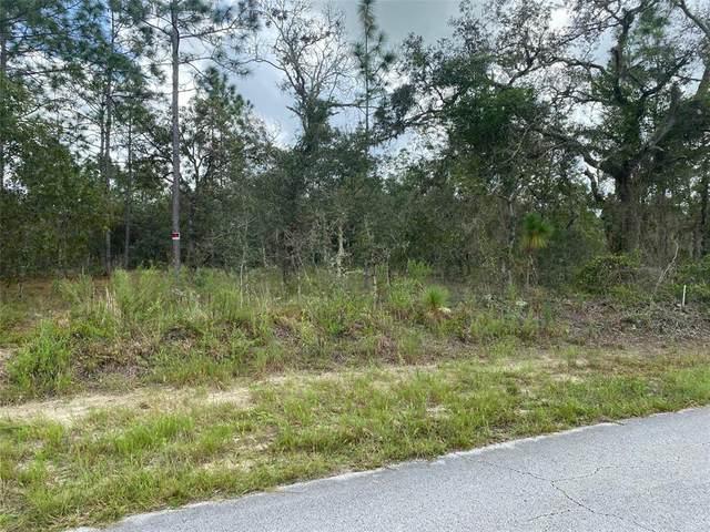 000 Sw Timberlake Road Lot 37, Dunnellon, FL 34431 (MLS #OM627353) :: Team Bohannon