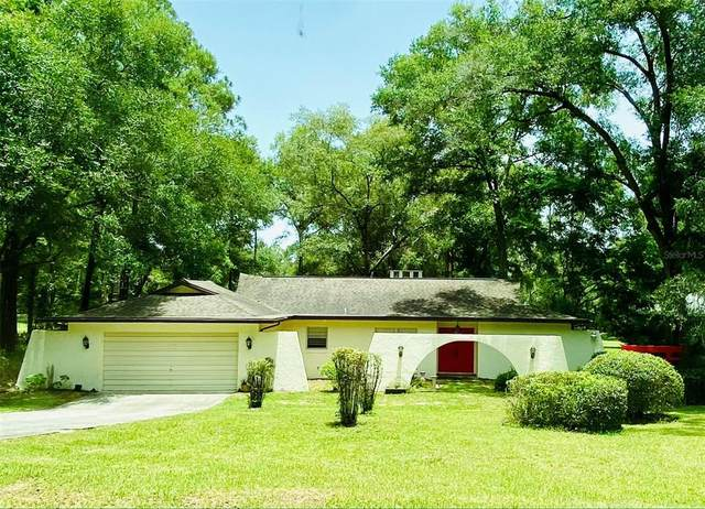 19754 SW 85TH Loop, Dunnellon, FL 34432 (MLS #OM627362) :: SunCoast Home Experts