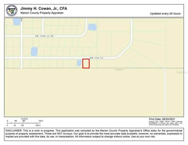 0 SW 17TH Circle, Ocala, FL 34473 (MLS #OM627433) :: Everlane Realty