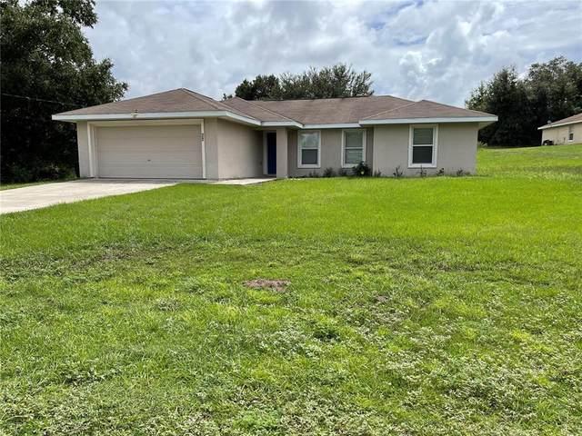 22 Juniper Pass, Ocala, FL 34480 (MLS #OM627444) :: The Hustle and Heart Group