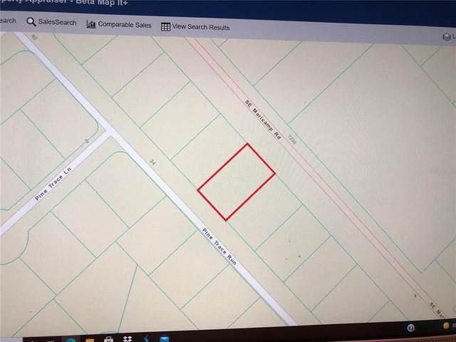 0 SW 155TH PLACE Road, Ocala, FL 34473 (MLS #OM627449) :: Team Bohannon
