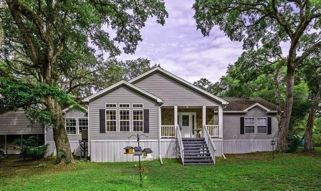9791 SW 157TH Lane, Dunnellon, FL 34432 (MLS #OM627451) :: Sarasota Property Group at NextHome Excellence