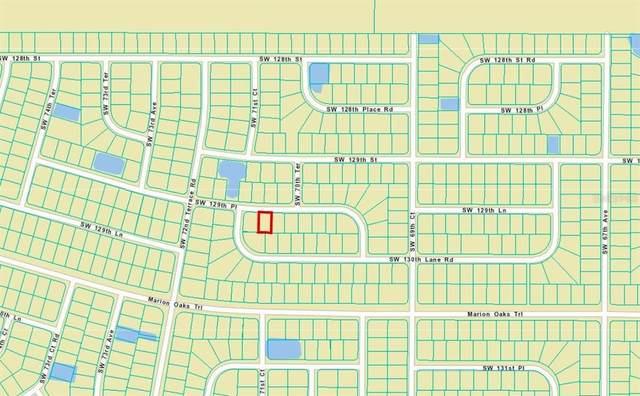 00 Sw 129 Pl, Ocala, FL 34473 (MLS #OM627499) :: Gate Arty & the Group - Keller Williams Realty Smart