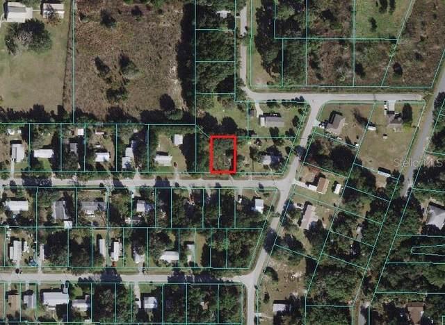 10515 SE 148TH Street, Summerfield, FL 34491 (MLS #OM627521) :: Delgado Home Team at Keller Williams