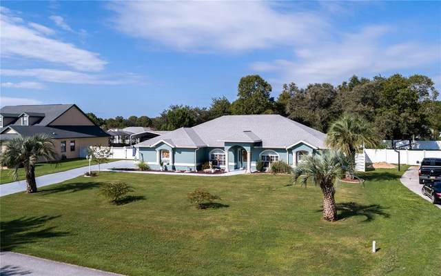 5303 SW 103RD Loop, Ocala, FL 34476 (MLS #OM627556) :: Cartwright Realty