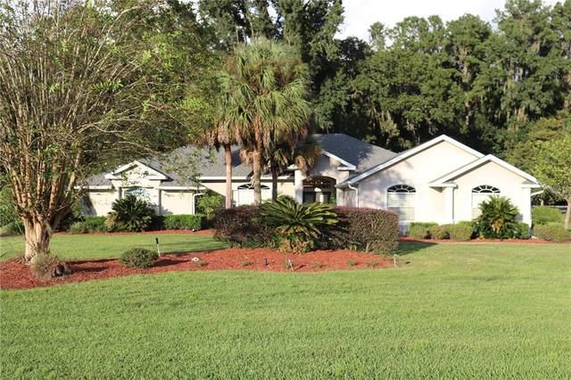 1865 SW 40TH Place, Ocala, FL 34471 (MLS #OM627588) :: Your Florida House Team