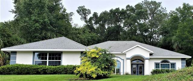 8193 SW 196TH COURT Road, Dunnellon, FL 34432 (MLS #OM627592) :: Gate Arty & the Group - Keller Williams Realty Smart