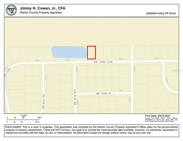 8181 SW 128TH Loop, Ocala, FL 34473 (MLS #OM627595) :: Baird Realty Group
