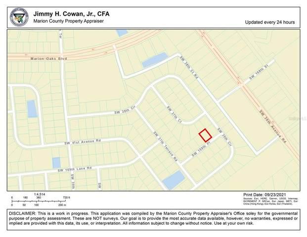 0 SW 169TH PL, Ocala, FL 34473 (MLS #OM627617) :: GO Realty