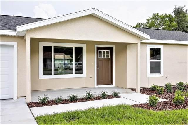 5206 SW 165 STREET, Ocala, FL 34473 (MLS #OM627632) :: The Hustle and Heart Group