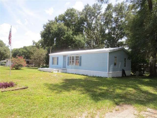 16226 SE 58TH Place, Ocklawaha, FL 32179 (MLS #OM627643) :: Lockhart & Walseth Team, Realtors