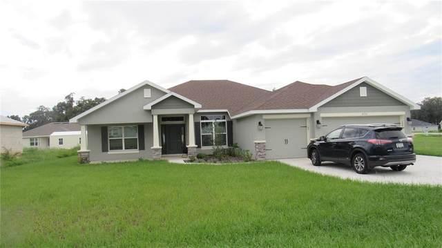 8992 SE 49TH AVENUE Road, Ocala, FL 34480 (MLS #OM627689) :: Your Florida House Team
