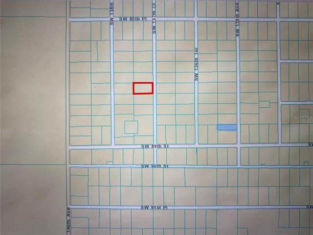 Sw 137Th Court, Ocala, FL 34481 (MLS #OM627692) :: Realty Executives