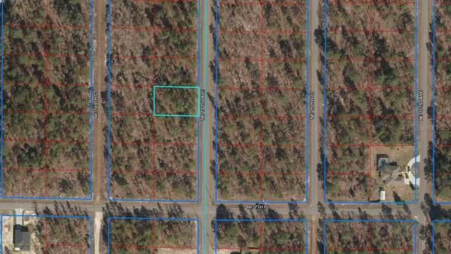 NE 150TH Avenue, Williston, FL 32696 (MLS #OM627700) :: Zarghami Group