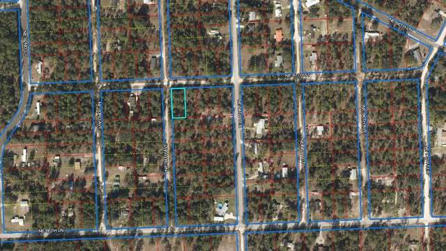 NE 94TH Avenue, Bronson, FL 32621 (MLS #OM627714) :: Gate Arty & the Group - Keller Williams Realty Smart