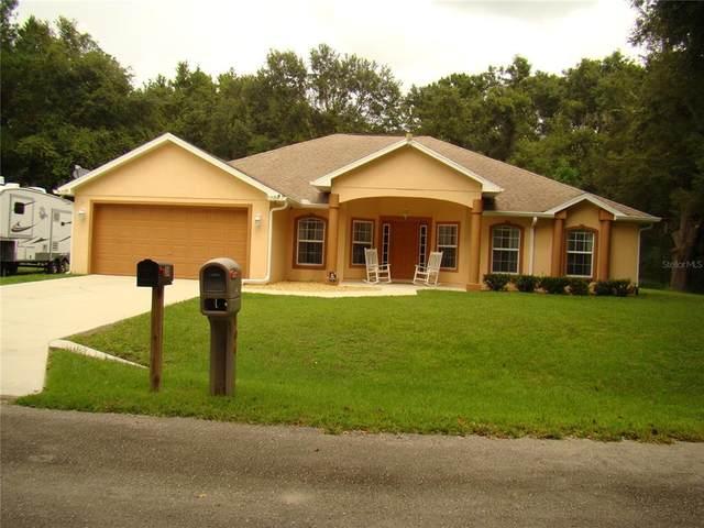 15 Sequoia Drive Lane, Ocklawaha, FL 32179 (MLS #OM627735) :: Gate Arty & the Group - Keller Williams Realty Smart