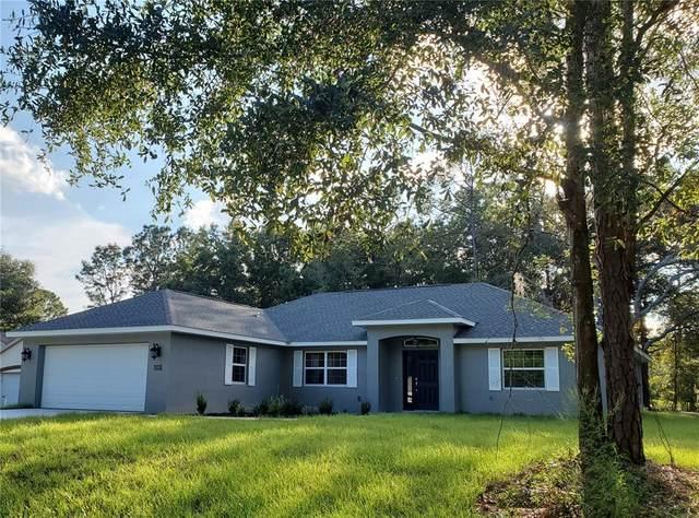 9269 SW 197TH Circle, Dunnellon, FL 34432 (MLS #OM627738) :: Dalton Wade Real Estate Group