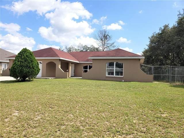 2428 SW 147TH PLACE Road, Ocala, FL 34473 (MLS #OM627753) :: Bustamante Real Estate