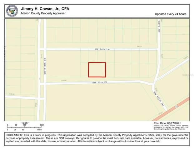 0 SW 35TH Place, Ocala, FL 34481 (MLS #OM627783) :: Globalwide Realty