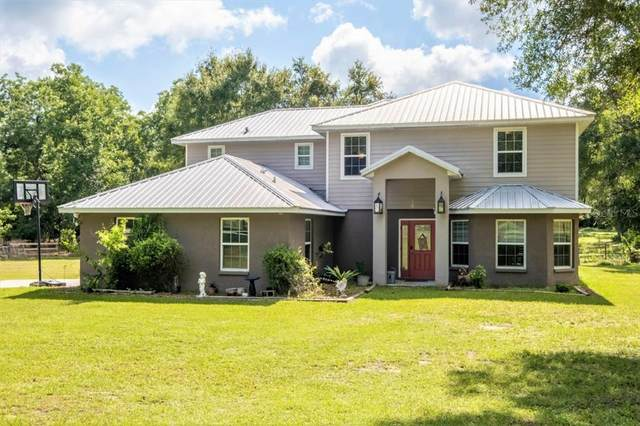 4161 NE 185TH Avenue, Williston, FL 32696 (MLS #OM627784) :: Gate Arty & the Group - Keller Williams Realty Smart