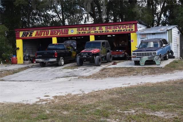 15551 N Us Highway 301, Citra, FL 32113 (MLS #OM627787) :: Delgado Home Team at Keller Williams