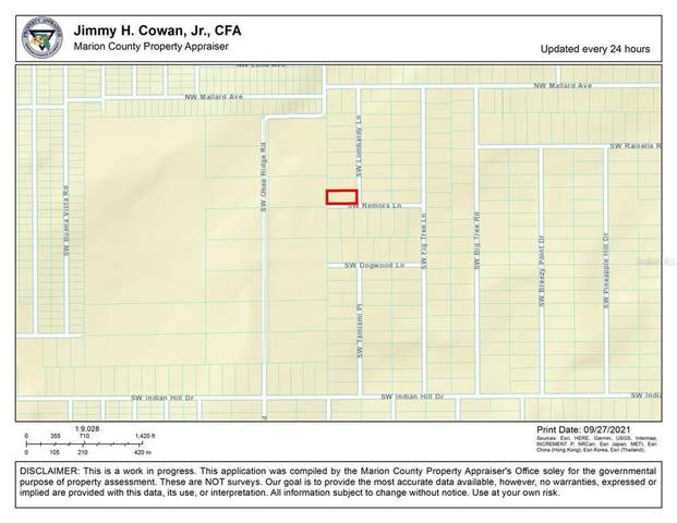 0 SW Lombardy Ln, Dunnellon, FL 34431 (MLS #OM627810) :: Dalton Wade Real Estate Group