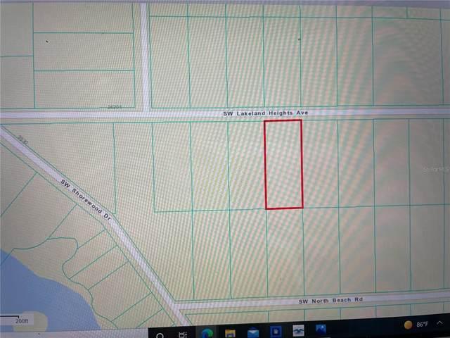 Lakeland Heights Ave, Dunnellon, FL 34431 (MLS #OM627833) :: Zarghami Group