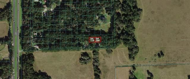 00 NW 122ND Lane, Citra, FL 32113 (MLS #OM627860) :: Delgado Home Team at Keller Williams