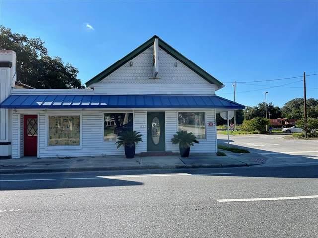 115 N Main Street, Wildwood, FL 34785 (MLS #OM627878) :: Griffin Group