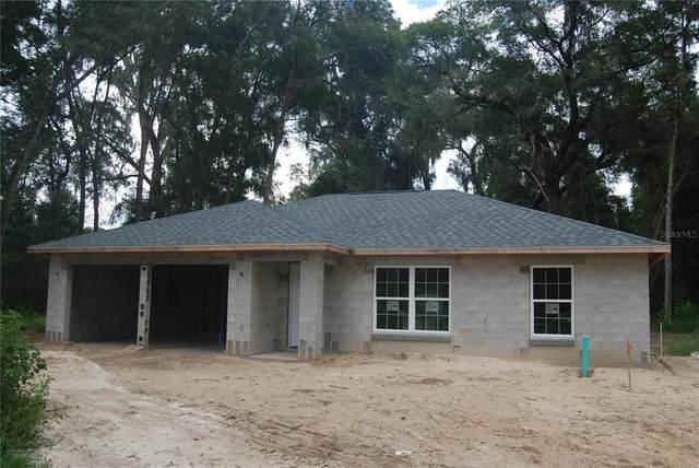 13355 SE 38TH Court, Belleview, FL 34420 (MLS #OM627929) :: Everlane Realty