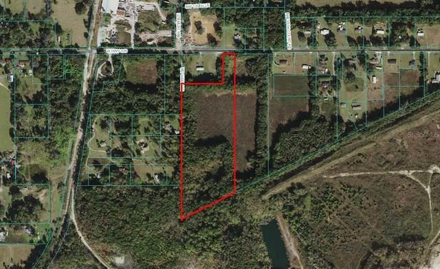 W 329 Highway, Reddick, FL 32686 (MLS #OM627958) :: Gate Arty & the Group - Keller Williams Realty Smart